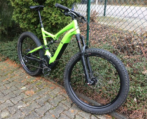 Specialized Levo FSR Comp Fattie