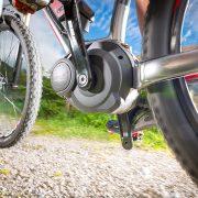 Bosch Antriebseinheit des E-Bike