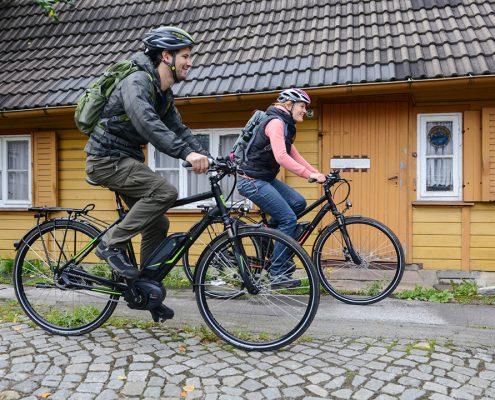 E-Bike VICTORIA eTrekking Linie Modell 2016