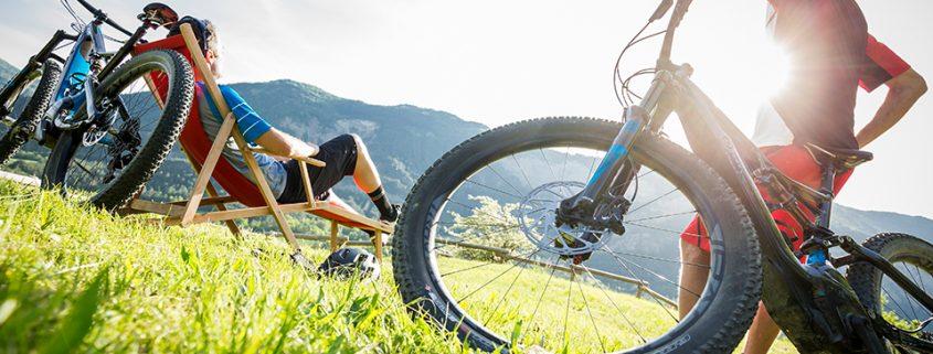 E-Mountainbikes- die neue Sportart