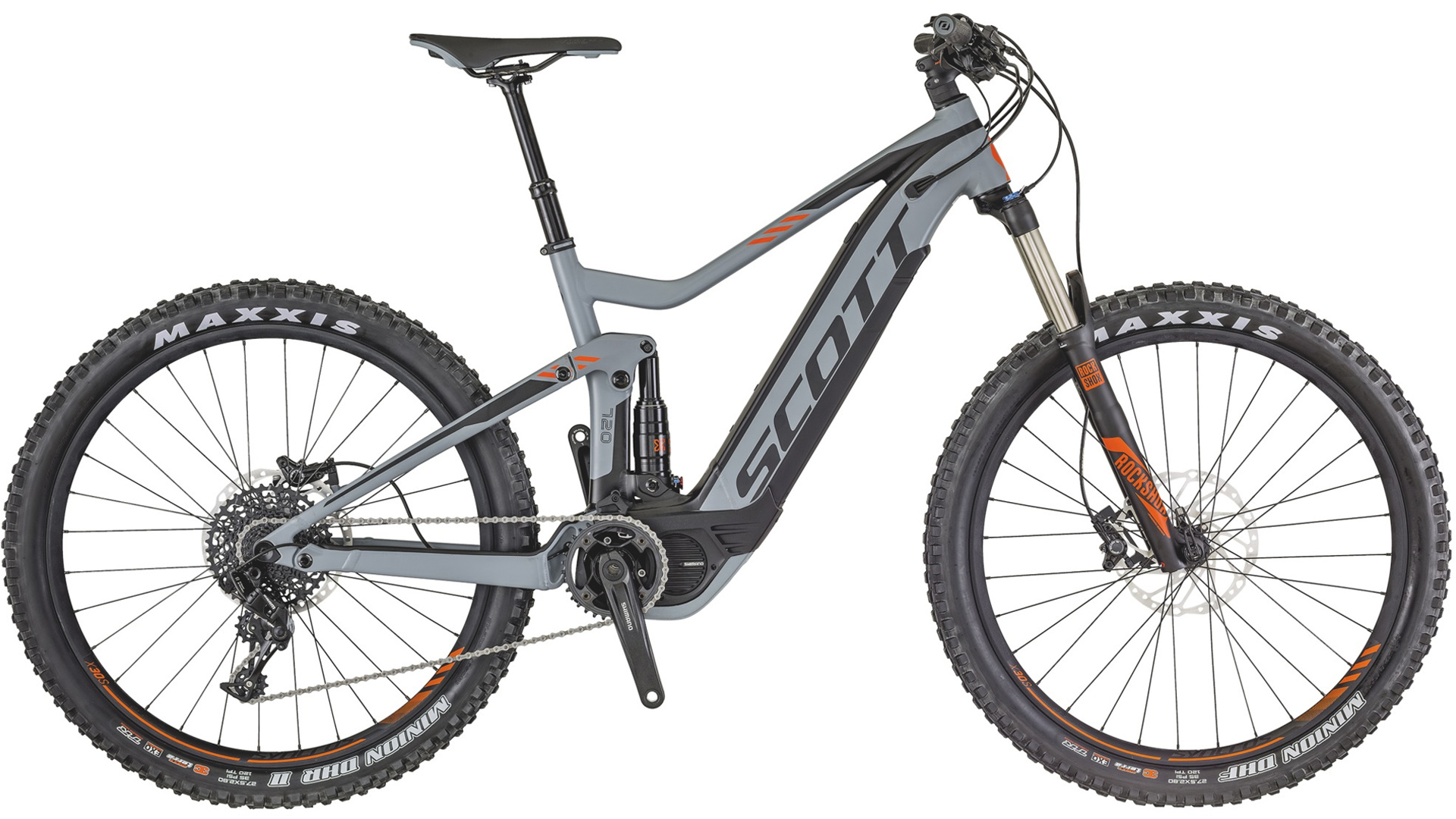 Campana Radsport – Scott E-Genius 720