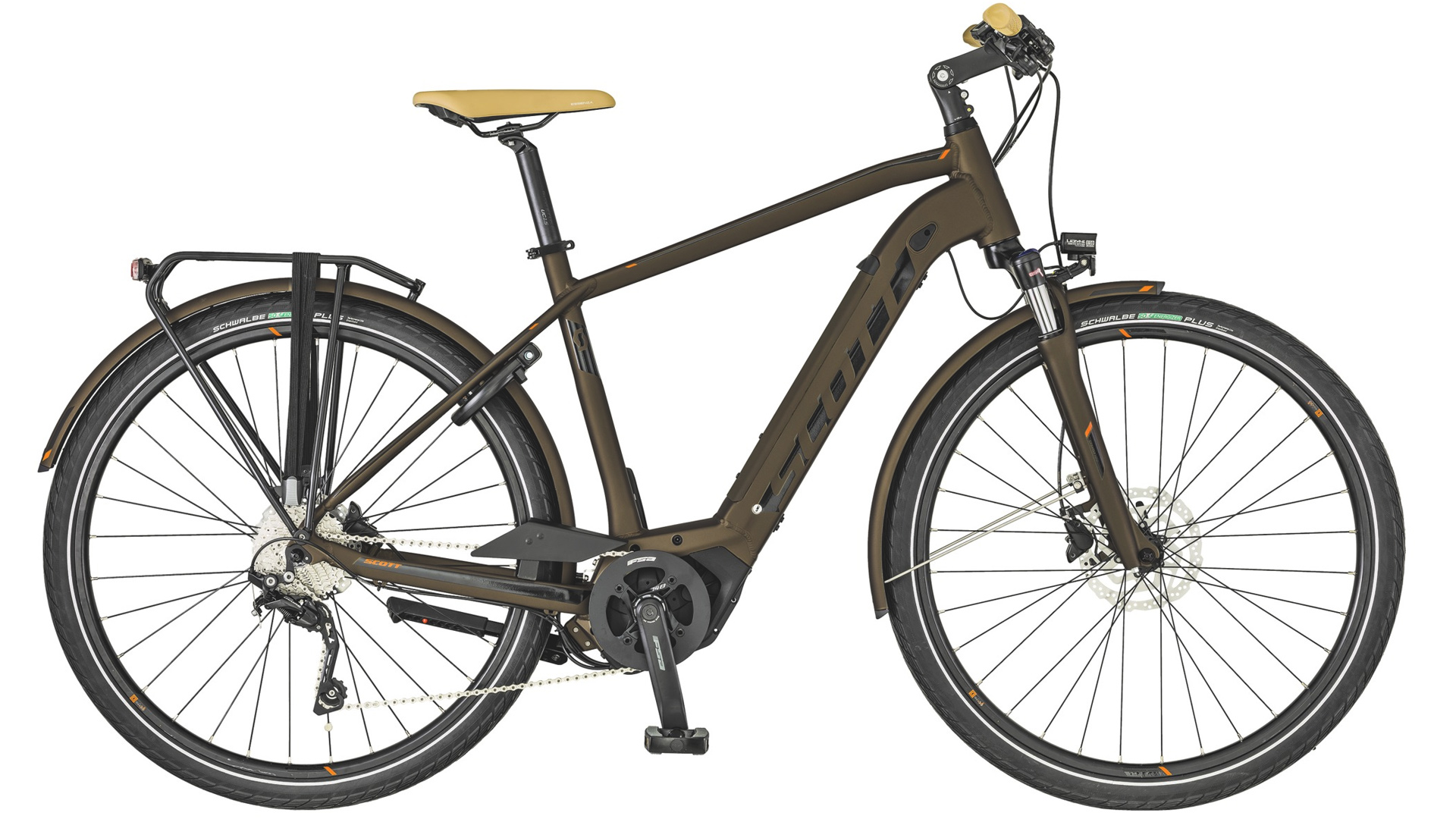 Campana Radsport - Scott SUB Tour eRide 10 Herren Rahmenform