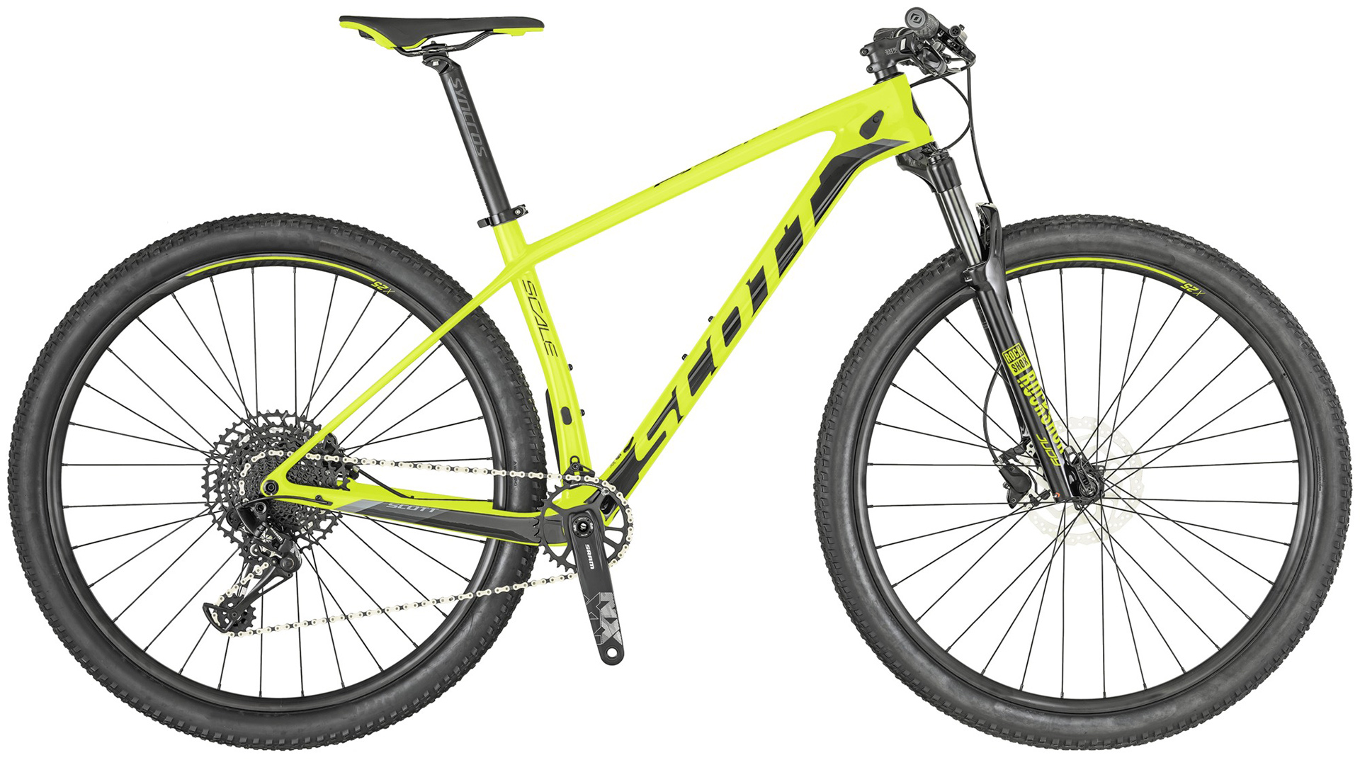 Campana Radsport – Scott Scale 940