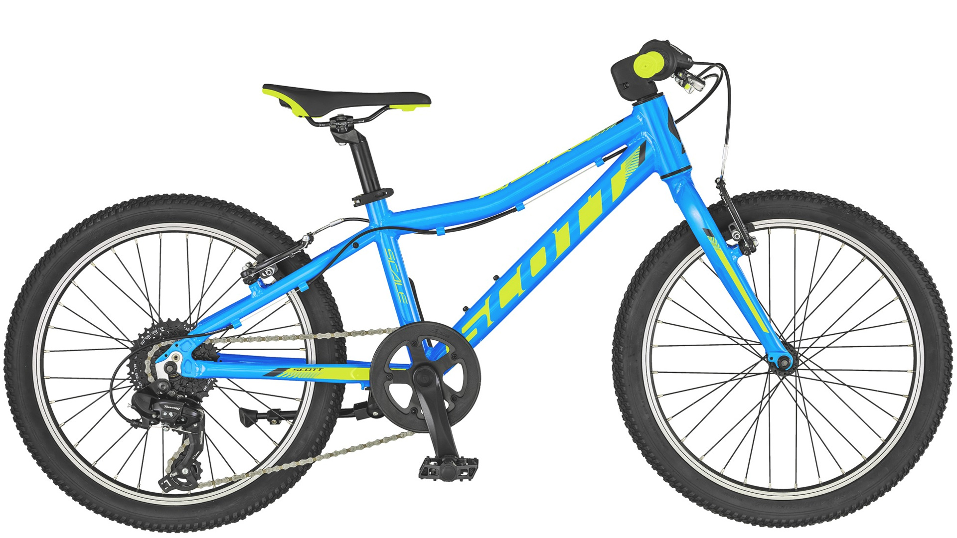 Campana Radsport – Scott Scale 20 Bike mit Starrgabel