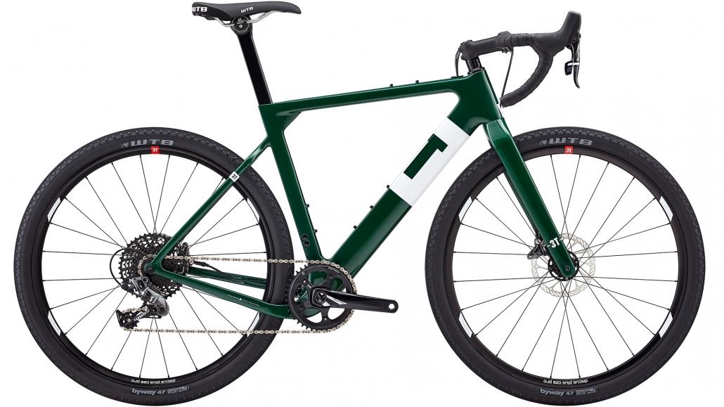 Campana Radsport - 3T Exploro Team Green