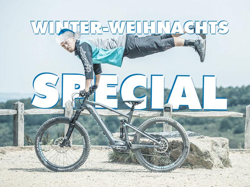 Campana Radsport - Winter und Weihnachtsspecial - Focus Jam² und Sam²