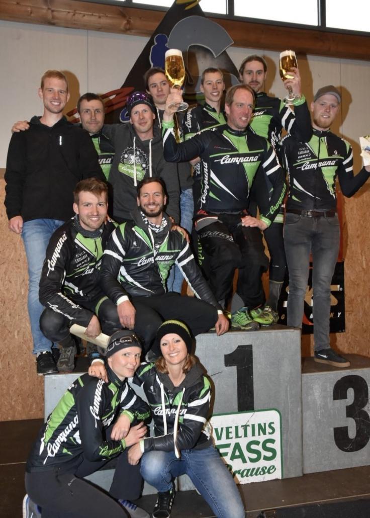 Campana Racing Team in Sundern beim Bike Marathon am 27.04.2019