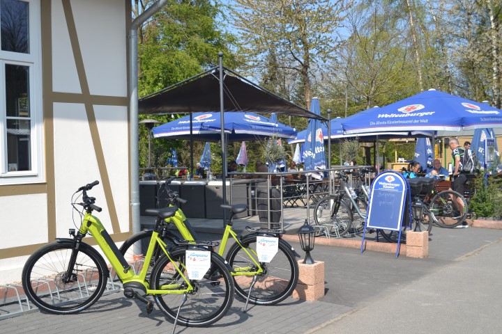Campana On Tour - Geführte E-Biketour