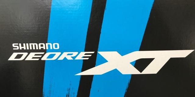 Shimano Deore XT