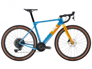 Campana Radsport - 3T Exploro Team Force Eagle eTap Torno 2020
