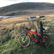 Campana Explorer Team - Cambrian Mountains - Graveltour