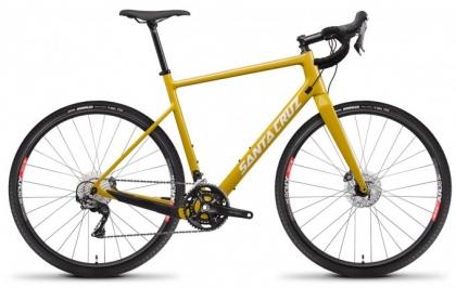 Campana Radsport - Santa Cruz Stigmata 3 CC GRX 28DI F Yellow 2020